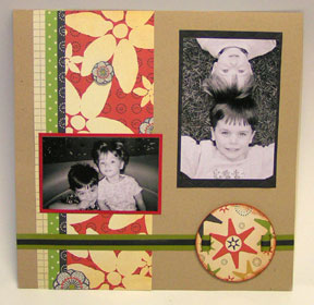 Fobbie gift wrapping in a cinch kathe hayden of loveland colorado submitted this page of her kids using a do it yourself fobbie covered with coordinating paper but only four slots were solutioingenieria Gallery